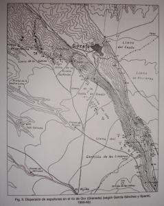 mapa petro